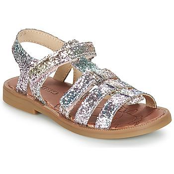Topánky Dievčatá Sandále GBB KATAGAMI Viacfarebná