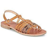 Topánky Dievčatá Sandále GBB BANGKOK Vts / Námornícka modrá