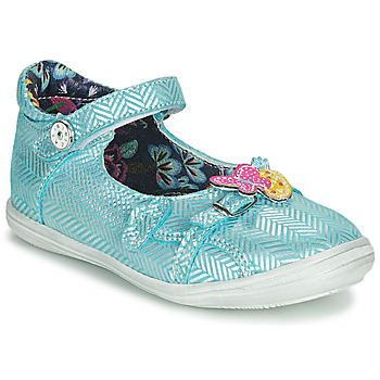 Topánky Dievčatá Sandále Catimini SITELLE Strieborná