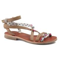 Topánky Dievčatá Sandále Catimini SAPHIR Hnedá-tyrkysová