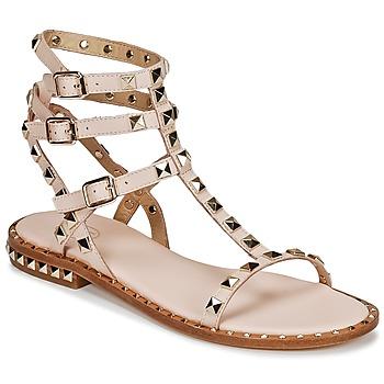 Topánky Ženy Sandále Ash POISON Ružová