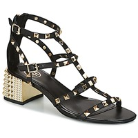Topánky Ženy Sandále Ash ROLLS Čierna