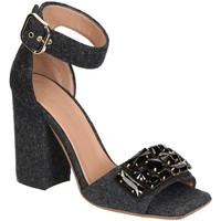 Topánky Ženy Sandále Marni SAMSV08C10 TW600 ZI768 Grigio scuro