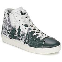 Topánky Muži Členkové tenisky American College BREAKDANCE čierna / Biela