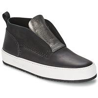 Topánky Ženy Členkové tenisky Barleycorn CLASSIC Čierna