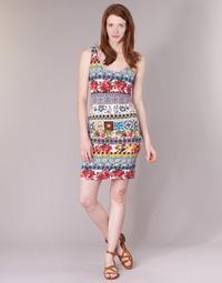 fc6ad4850c592 Oblečenie Ženy Krátke šaty Desigual OCONDE Viacfarebná