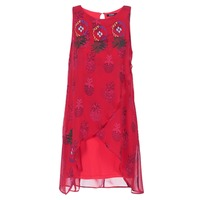 Oblečenie Ženy Krátke šaty Desigual DORIJE Červená