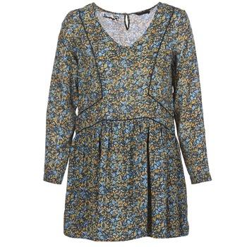 Oblečenie Ženy Krátke šaty Kaporal VERA Béžová / Viacfarebná