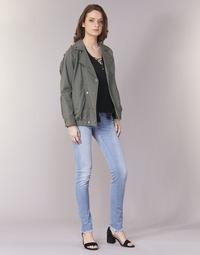 Oblečenie Ženy Džínsy Slim Kaporal PIA Modrá