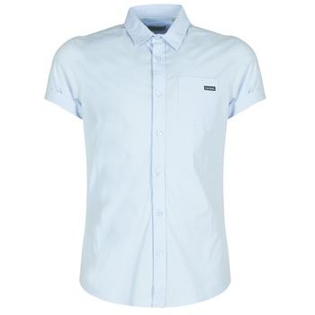 Oblečenie Muži Košele s krátkym rukávom Kaporal LOGIK Modrá