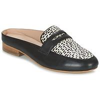Topánky Ženy Šľapky Maruti BELIZ Čierna / Biela
