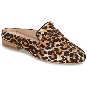 Topánky Ženy Šľapky Maruti BELIZ Hnedá / Čierna