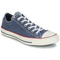 Topánky Nízke tenisky Converse Chuck Taylor All Star Ox Stone Wash Námornícka modrá