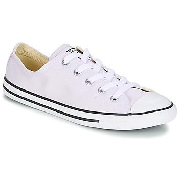 Topánky Ženy Nízke tenisky Converse Chuck Taylor All Star Dainty Ox Canvas Color Biela