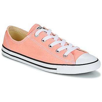 Topánky Ženy Nízke tenisky Converse Chuck Taylor All Star Dainty Ox Canvas Color Ružová