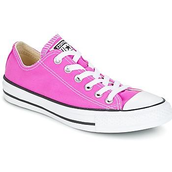 Topánky Ženy Nízke tenisky Converse Chuck Taylor All Star Ox Seasonal Colors Ružová