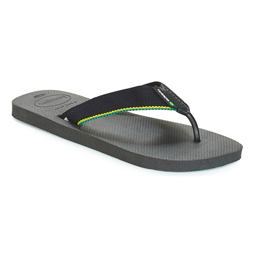 Topánky Muži Žabky Havaianas URBAN BRASIL Čierna