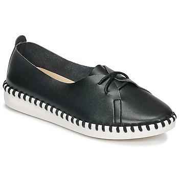 Topánky Ženy Derbie LPB Woman DEMY Čierna