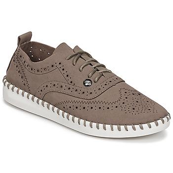 Topánky Ženy Derbie LPB Shoes DIVA Hnedošedá