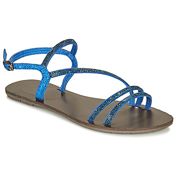 Topánky Ženy Sandále LPB Shoes NELLY Modrá