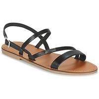 Topánky Ženy Sandále Les Tropéziennes par M Belarbi BADEN Čierna