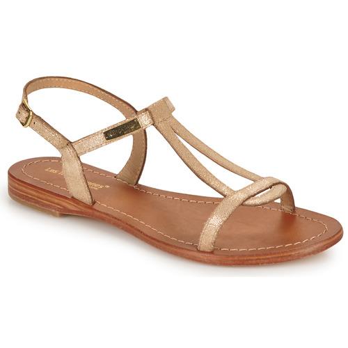 Topánky Ženy Sandále Les Tropéziennes par M Belarbi HAMAT Zlatá
