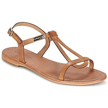 Topánky Ženy Sandále Les Tropéziennes par M Belarbi HAMESS Svetlá hnedá medová