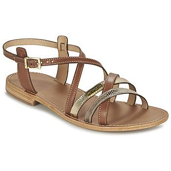 Topánky Ženy Sandále Les Tropéziennes par M Belarbi HAPAX Svetlá hnedá / Béžová