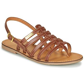 Topánky Ženy Sandále Les Tropéziennes par M Belarbi HERILO Hnedá