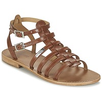 Topánky Ženy Sandále Les Tropéziennes par M Belarbi HIC Svetlá hnedá