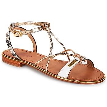 Topánky Ženy Sandále Les Tropéziennes par M Belarbi HIRONDEL Biela