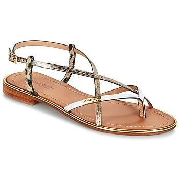Topánky Ženy Sandále Les Tropéziennes par M Belarbi MONACO Zlatá