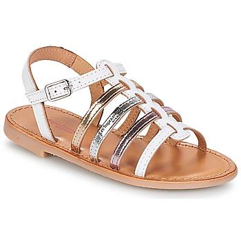 Topánky Dievčatá Sandále Les Tropéziennes par M Belarbi MONGUE Biela