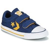 Topánky Chlapci Nízke tenisky Converse Star Player EV 2V Ox Sport Canvas Modrá