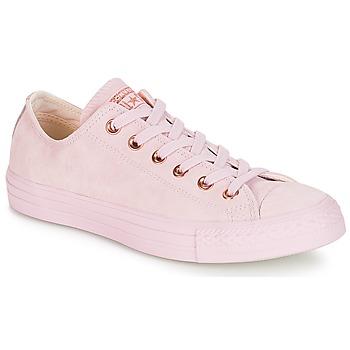 Topánky Ženy Nízke tenisky Converse Chuck Taylor All Star-Ox Ružová