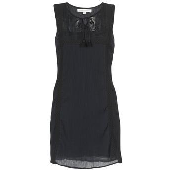 Oblečenie Ženy Krátke šaty Banana Moon ELEANOR MAKENNA Čierna
