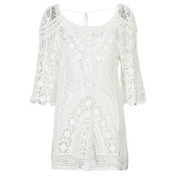 Oblečenie Ženy Krátke šaty Banana Moon MAGBY DREAMLAND Biela
