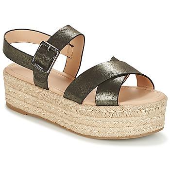 Topánky Ženy Sandále MTNG VATIXIO Čierna