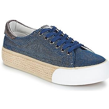 Topánky Ženy Nízke tenisky MTNG ERTIMOR Námornícka modrá