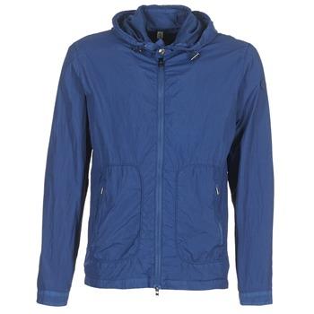 Oblečenie Muži Vetrovky a bundy Windstopper Serge Blanco MONTREAL Modrá