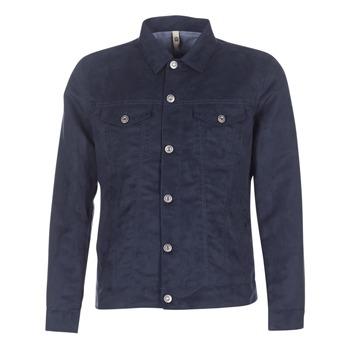 Oblečenie Muži Saká a blejzre Serge Blanco VARGAS Námornícka modrá