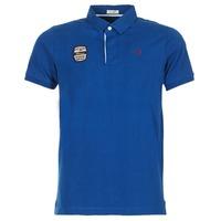 Oblečenie Muži Polokošele s krátkym rukávom Serge Blanco DOSSART 15 Modrá