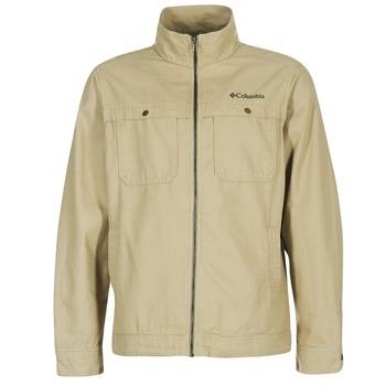 Oblečenie Muži Bundy  Columbia TOLMIE BUTTE JACKET Béžová