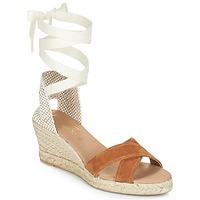 Topánky Ženy Sandále Betty London IDILE Hnedá