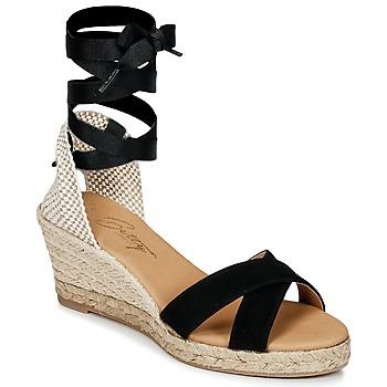 Topánky Ženy Sandále Betty London IDILE Čierna