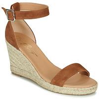 Topánky Ženy Sandále Betty London INDALI Hnedá