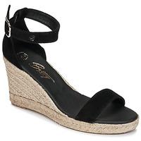 Topánky Ženy Sandále Betty London INDALI Čierna