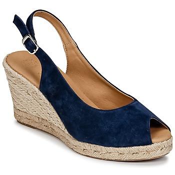 Topánky Ženy Sandále Betty London INANI Námornícka modrá