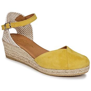 Topánky Ženy Sandále Betty London INONO Žltá