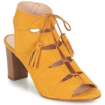 Topánky Ženy Sandále Betty London EVENE Žltá